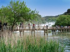 Welcome to the amazing nationalpark Krka in Croatia!