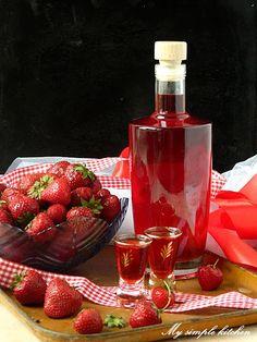 Sweets, Wine, Drinks, Bottle, Simple, Kitchen, Blog, Drinking, Beverages