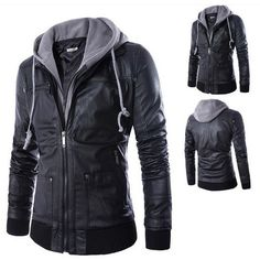 Urban Knight Jacket - pretty sure this jacket was made for males but I want one!