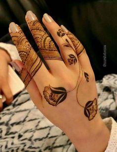 Finger Mehndi Designs Eid ul Fitr is More Motto] Latest Finger Mehndi Designs, Mehndi Designs For Girls, Modern Mehndi Designs, Mehndi Design Photos, Dulhan Mehndi Designs, Mehndi Designs For Fingers, Beautiful Henna Designs, Mehndi Images, Beautiful Mehndi
