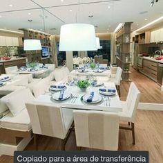 mesa de jantar com sofas e bancos - Buscar con Google