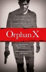 Orphan X by: Gregg Hurwitz