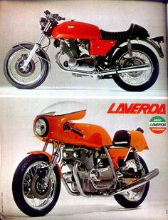 750SF1, 1973