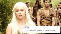 Game of Thrones Text Posts