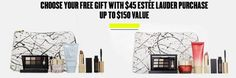 Time to visit Nordstrom and shop Estee Lauder products - you will receive a complimentary gift with your $45 purchase. http://cliniquebonus.org/estee-lauder-gift-gwp/