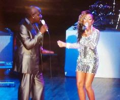 Will Downing & Chante Moore