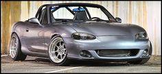 Mazda+Miata+Body+Kits | Mazda MX5 Mazdaspeed MSM Style Body Kit!