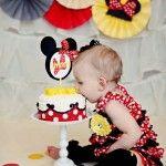 15 adorable 1st birthday smash cake outfits