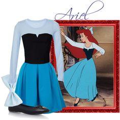 """Ariel"" by merahzinnia on Polyvore"