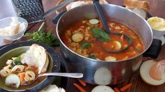 Hearty Minestrone Soup with Tortellini