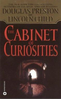 The Cabinet of Curiosities by Douglas J. Preston, Lincoln Child....This is the third book in the Pendergast series (which begins with Relic and Reliquary). This is by far my favorite book of the group, although I do find all of the Pendergast books to be a wonderful read when I just want to indulge in a good mystery/suspense novel. So if you are looking for a new series for light reading, this one is worth a look.