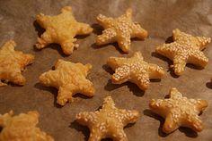 Haak & Smaak: Gastblog: Last-minute oud & nieuw hapjes! (Bladerdeeg met geraspte kaas)