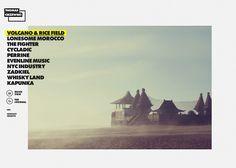 Thomas Ciszewski Photography #webdesign #inspiration #UI