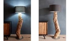 rustikale stehlampen aus holz – Google-Suche Table Lamp, Interior Design, Lighting, Diy, Home Decor, Google, Products, Rustic Floor Lamps, Furniture For Living Room