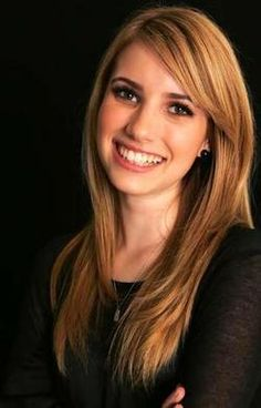 emma roberts hair love