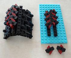 Curvy Patterned Wall Breakdown | by eilonwy77