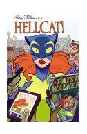 Patsy Walker, a.k.a. Hellcat! Vol. 1, Hooked on a feline. Growing up, I was always a fan of the more offbeat, B-team superheroes. One of my favorites was Patsy Walker, a.k.a. Hellcat, who had the unique distinction of crossing over from Marvel's romance comics line into its superhero titles as part of the Defenders. In this comedic reboot, Patsy struggles with finding a job as well as unwanted minor celebrity--a legacy of her mother writing about her in teen-romance tell-alls.