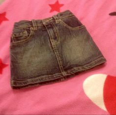Check this item I am selling on Totspot, the resale shopping app for kids' clothes.   Children's Place denim skirt Children's Place  Love this! #kidsfashion
