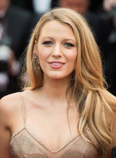 The 13 Best-Tressed From Cannes Film Festival #BlakeLively