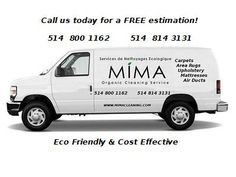 Mima  Cleaning Services is a Montreal based eco friendly cleaning company specializing in pressurized steam cleaning of carpets, area rugs, upholstery and mattresses. The company is family owned and operated,  servicing the entire island and its surrounding areas. Visit: www.mimacleaning.com Organic Cleaning Products, Steam Cleaning, Cleaning Services, Mattresses, Montreal, Carpets, Eco Friendly, Upholstery, Area Rugs