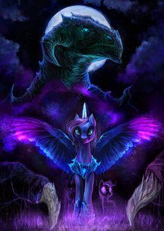 Night Is Our Mother by ElkaArt.deviantart.com on @deviantART