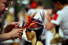 http://totalmundi.com ***-Insólito: Campeonato Mundial de Peluquería en imágenes