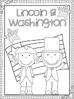 Lincoln & Washington Freebie