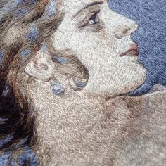 #портрет #вышивка #вышивкагладью #вышитыйпортрет #mytextile #handmade #ручнаяработа #instaart #i#artwork #embroidery