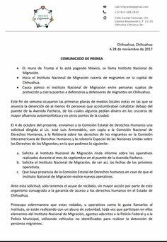 Causa pánico el Instituto Nacional de Migración entre personas sujetas de protección y cierra puertas a defensoras y defensores de migrantes en Chihuahua | El Puntero