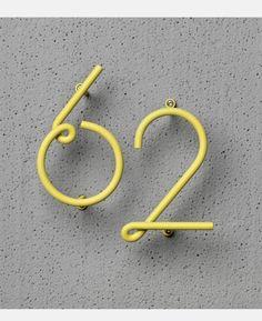 Wire Numbers in Black by NakNak