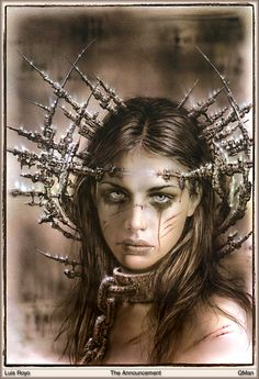The Fantasy Art of Luis Royo photo neonka's photos - Buzznet