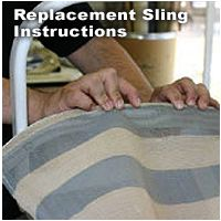 Diy sling replacement for patio furniture video patios why do it yourself because its easy and because itll save you hundreds if not thousands of dollars over time solutioingenieria Choice Image