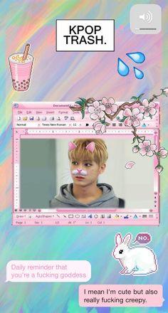 Jun seventeen kpop lockscreen