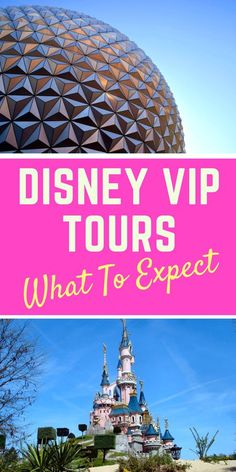Everything you need to know about Disney VIP tours. Planning your trip to Disney. #disney #disneyvacation #disneyvip #disneyworld #disneyland #disneytrip #familyvacation #vacation #familytravel #travel Disney World Planning, Disney World Vacation, Disney Cruise Line, Disney Vacations, Walt Disney World, Vacation Places, Vacation Ideas, Disney World Tips And Tricks, Disney Tips