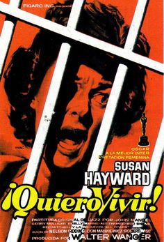 Barcelona: I. Susan Hayward, Robert Wise, Vintage Movies, Musical, Cover, Movie Posters, Movie Theater, Divas, Frases