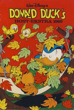 Cover for Donald Duck & Co Ekstra [Bilag til Donald Duck & Co] (1985…