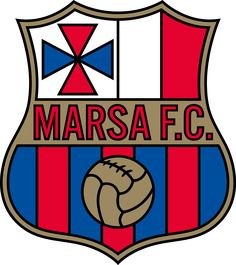 Marsa FC Soccer Teams, Soccer Logo, Crests, Illustrations And Posters, Malta, Badges, Mustang, Football, Sport
