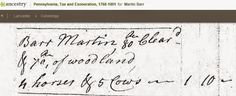 Genealogical Gems: Surname Saturday: The Barr Family of Lancaster Cou...
