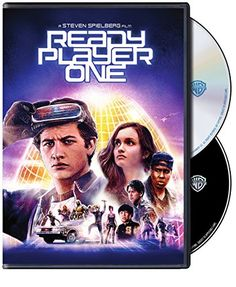 Ready Player One Dvd Movies
