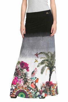 Desigual Lond Skirt Leyre