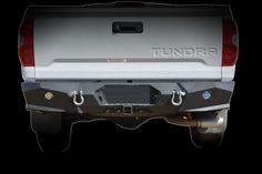 2014-2016 Toyota Tundra Rear Bumper