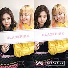 Lisa and Jennie ❤