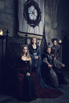 The United Family. The White Princess.