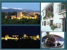 Restaurante Las Estrellas Mirador San Nicolas - Granada - Espanha - letsdothismyway.com