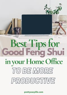 We all need to be more productive working from home. Few Feng Shui tips can make a difference and how you feel and how this will impact your energy. Feng Shui Your Office, How To Feng Shui Your Home, Feng Shui Tips, Good Energy, Home Renovation, Productivity, Home Office, How Are You Feeling, Feelings