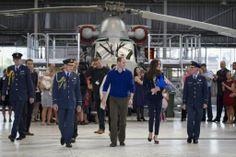Duke and Duchess of Cambridge on their New Zealand/Australian tour.