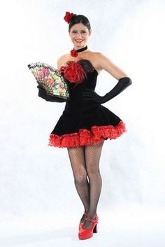 40 Modelos de Fantasias Femininas para Festa