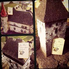 Dům o tisíci patrech  Photo: Lucie Hodosyova worldof-fiction.blogspot.cz #house #of #thousand #floors #janweiss #weiss #castle #minicastle #book #literature #fiction #fictionworld