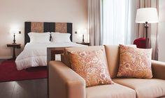 Suite Júnior @ Real Abadia, Congress & Spa Hotel, Alcobaça, Portugal