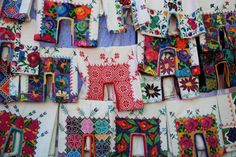 """guanengos"" from Michoacán. Sold in the U.S. by Mexico By Hand. online at www.mexicobyhand.com"